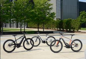 Prototipos de bicicletas eléctricas