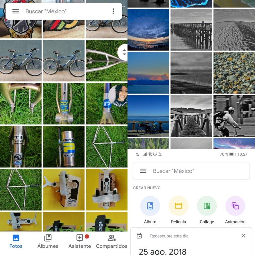 No pierdas tus fotos, Google photos tiene varias opciones para subir y ordenar cada una de tus fotos