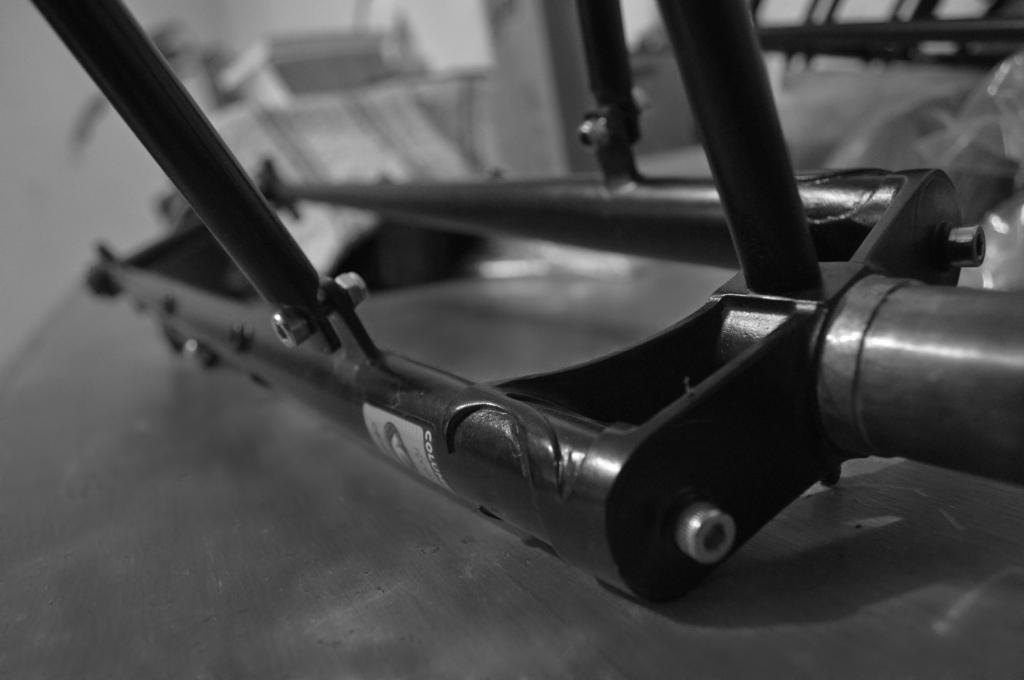 La selección de tubería especial para cada proyecto define el uso que se le dará a cada bicicleta.